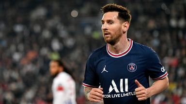 Poch: Messi will be in squad to face City