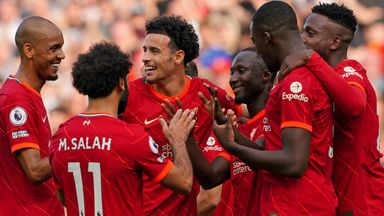 Liverpool 'confident and hungry'