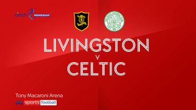 Livingston 1-0 Celtic