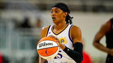 WNBA: Sparks 74-68 Dream