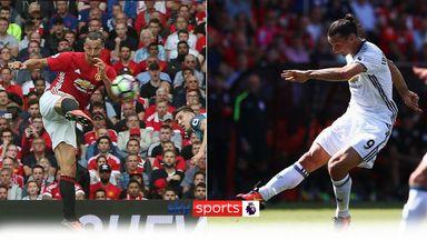 Zlatan Ibrahimovic's Greatest Premier League Goals!