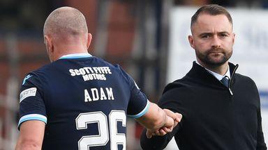 McPake: Adam may return for Dundee derby