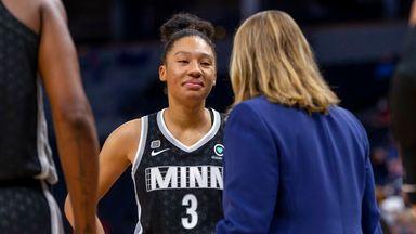 WNBA: Lynx 83-77 Mystics