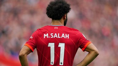 'Salah in Ballon d'Or conversation'