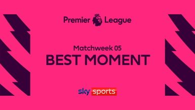 PL Moment of the Round: Mane scores 100th goal