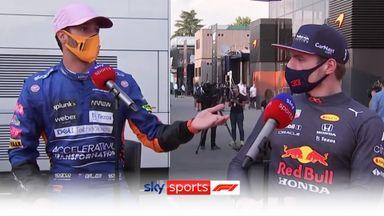 Verstappen: The start was vital