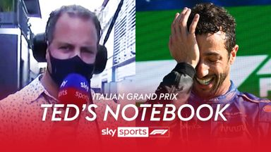Ted's Notebook: Italy