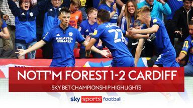 Nottingham Forest 1-2 Cardiff