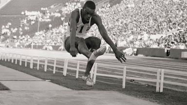 Ralph Boston: 1960 Olympic champion