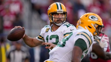 Packers' 37-second game-winning drive