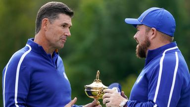 Ryder Cup: Europe's possible pairings