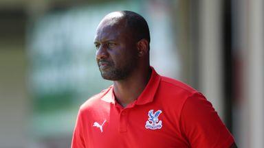 Vieira: I understand Palace-Brighton derby