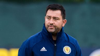 Martinez Losa delighted with positive Scotland performance