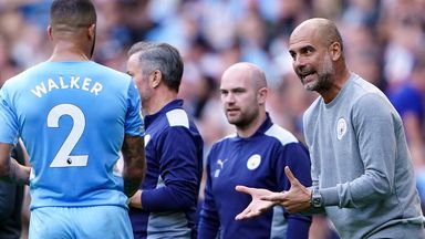 Pep: We have to play as a team