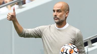 Pep: We have plan for 'aggressive' Brugge