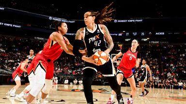 WNBA: Aces 84-83 Mercury