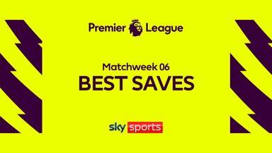 PL Best Saves MW6: Lloris, Fabianski, Pickford
