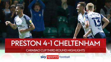 Preston 4-1 Cheltenham
