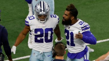 Are Cowboys better without Zeke?