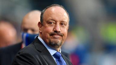 Begovic: Benitez has been open and honest