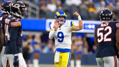 Bears 14-34 Rams: Highlights