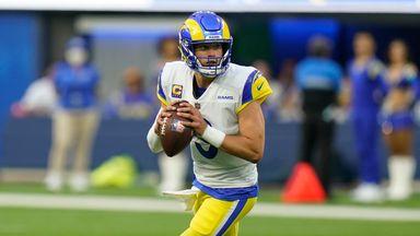 Stafford's best passes in Rams debut