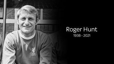 Klopp pays tribute to Hunt