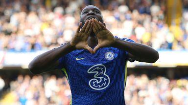 'Lukaku the main man for Chelsea'
