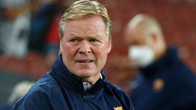 'Koeman knows Barcelona will sack him'