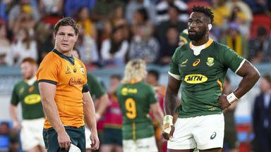 Highlights: Australia 30-17 South Africa