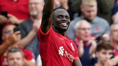 Klopp delighted with Mane and Konate