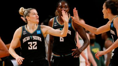 WNBA: Best Plays of August