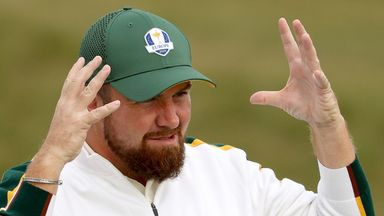 Lowry: Ryder Cup win the only goal