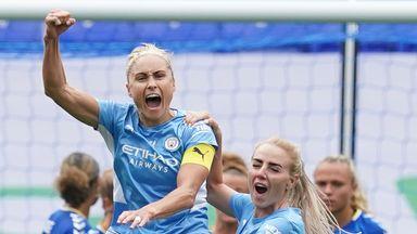 Houghton scores stunning free-kick!