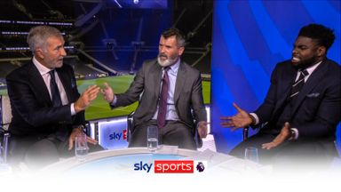 Keane: I couldn't believe how bad Spurs were