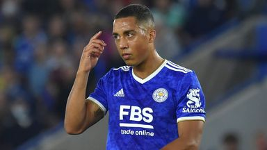 Rodgers: Tielemans one of Europe's best