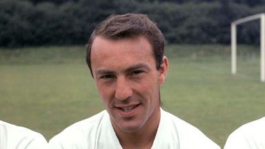 'The best' Spurs fans recall Greaves memories