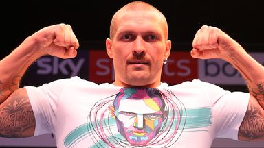What will Usyk's game plan be vs AJ?