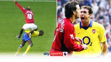 On this day in 2003: The Battle of Old Trafford