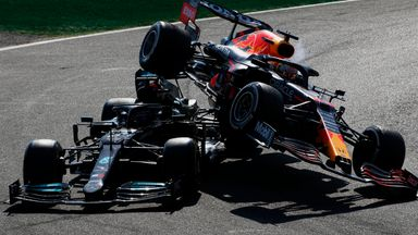 'Max and Lewis very likely to crash again'