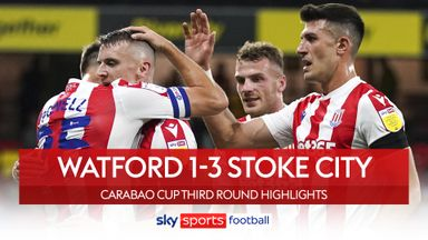 Watford 1-3 Stoke