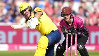 T20 Finals Day: Hampshire v Somerset