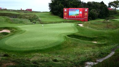 Ryder Cup: Could weather boost Europe's chances?