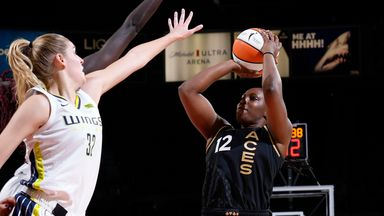 WNBA: Wings 75-85 Aces