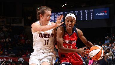 WNBA: Dream 74-82 Mystics