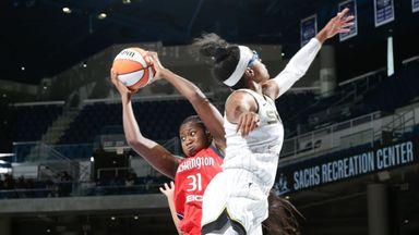 WNBA: Mystics 79-71 Sky