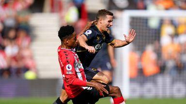HT Southampton 0-0 Wolves