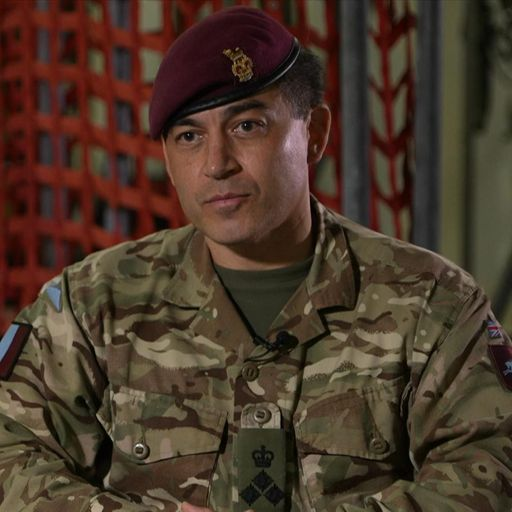 British troops' response after Kabul terror attack among 'finest things I've ever seen'