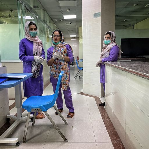 Doctors work without pay and medicines dwindle, a month into Talban rule