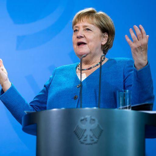 Germany's Iron Mum